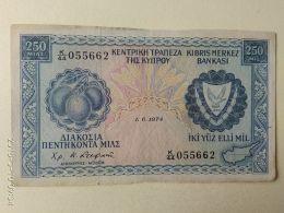 250 Mil 1981 - Cipro