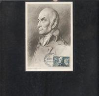 Carte Maximum Appert 1955 - 1950-59