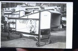 MACHINE CARIN PHOTO CARTE - Tracteurs