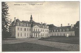 41 - CHITENAY - Le Château, Façade Nord - Edition Pothée - 1914 - Otros Municipios