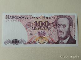 100 Zlotych 1986 - Polonia