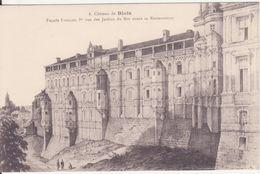 CPA - 4. Château De BOIS Façade François 1er................... - Blois