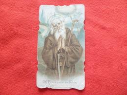 Santino San Francesco Da Paola - Imágenes Religiosas