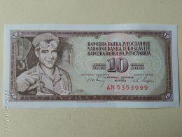 10 Dinari 1978 - Jugoslavia