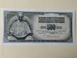 500 Dinari 1978 - Jugoslavia