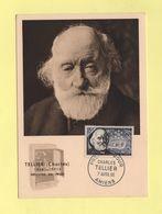Carte Maximum - N°1056 - Charles Tellier - Cartas Máxima