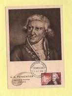 Carte Maximum - N°1081 - Parmentier - Cartas Máxima