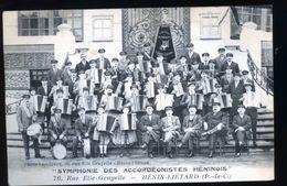 HENIN LIETARD LES ACCORDEONS - Henin-Beaumont