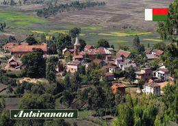1 AK Madagaskar * Blick Auf Die Stadt Antsiranana - Im Norden Madagaskars Und Hauptstadt Der Region Diana - Madagascar
