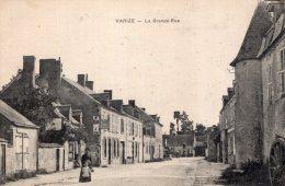 V12376 Cpa 28 Varize - La Grande Rue - France
