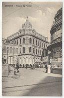 GENOVA - Piazza De Ferrari - Genova