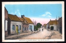FRESNOY LE GRAND - Francia