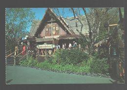 Disneyland - Enchanted Tiki Room - Anaheim