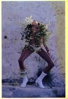 Maria Des Fleurs Blanches Sur Ses épaules Par Bourboulon (1980) - Illustrateurs & Photographes