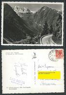 CARTOLINA STRADA DEL TONALE LA PRESANELLA - C14 - Italia