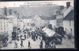 BRUYERES LE MARCHE - Francia