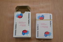 Jeu De Cartes - Renova Bulex - 54 Cards