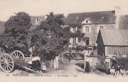 VAL ANDRE - ROUTE DE PLENEUF - UN BATTAGE - 22 - France