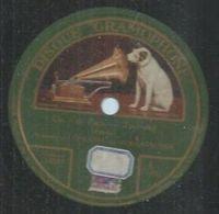 """78 Tours - ORCHESTRE DU MOULIN ROUGE  - GRAMOPHONE 5041  """" CA C'EST PARIS  """" + """" INCH ! ALLAH """" - 78 Rpm - Gramophone Records"""