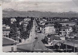 Pordenone Viale Montereale E Gruppo Del Cavallo 1958 - Pordenone