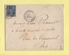 Clichy La Garenne - Seine - 1883 - 1877-1920: Période Semi Moderne