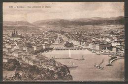 Carte P ( Genève / Vue Générale Et Rade ) - GE Genève