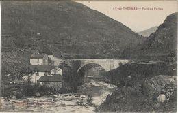 CPA - AX LES THERMES - Pont De Perles - Ax Les Thermes