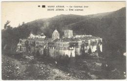 Greece 1915 Monastery At Mount Athos - Greece