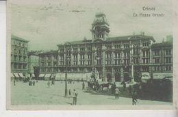 Trieste Piazza Grande 1916 - Trieste