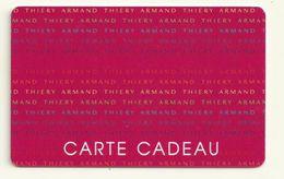 CARTE CADEAU ARMAND THIERRY - Gift Cards