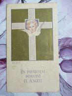 BIDPRENTJE PAULA PRAET GEEL - TURNHOUT 9-2-1950 8-5-1950 - Religion &  Esoterik