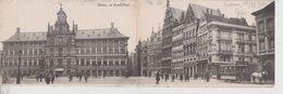 Anvers Le Grand Place 1904 - Antwerpen