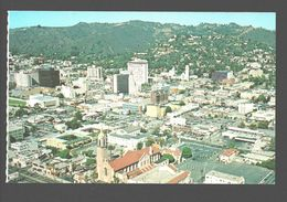Hollywood - Spectacular Aerial View Of The Nation's Glamour Capital - Los Angeles