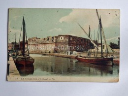 FRANCIA FRANCE Cologne TUNISIA Tunisie LA GOULETTE CPA Old Postcard - Tunisia