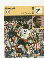 ZZ 1054/55/56  PELE   3 Cartes Football A Voir   Edition Rencontre (annee Vers 1977/78) - Trading Cards