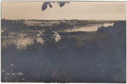 An Der Düna - ('Kriegshülfe 6   D.' Postkarte) - Rusland