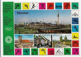 Munich - Olympic Games 1972 - Olympic Games