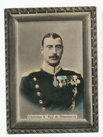 Denmark Christian X Rey , King, Roi, Royalty - Denmark