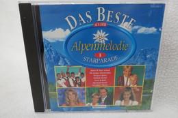 """CD """"Das Beste Aus Der Alpenmelodie"""" Starparade Folge 1 - Sonstige - Deutsche Musik"""