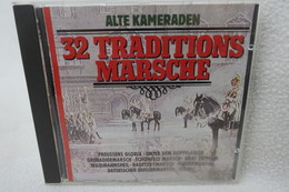 "2 CDs ""32 Traditions-Märsche"" Alte Kameraden - Classical"