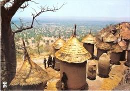 BURKINA FASO - SUD-OUEST - Beauté Du Paysage Que Contemplent Les Habitants De NANSOGONI - W-6 - Burkina Faso
