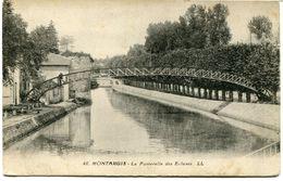 CPA - Carte Postale - France - Montargis - La Passerelle Des Ecluses (CP1459) - Montargis