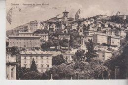 Genova  Panorama Da Corso Firenze 1956 - Genova (Genoa)