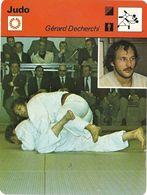 ZZ 1117   JUDO    GERARD DECHERCHI        Ed Rencontre ( Vers 1977/78) - Other