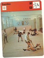 ZZ 1120   JUDO    SAMBO     Ed Rencontre ( Vers 1977/78) - Other