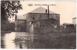 CPA BELGIQUE.BOUSSU-en-FAGNE.LE MOULIN - Belgique