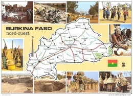 BURKINA FASO - MARKOYE - Nord-Ouest - Multivues - W-6 - Burkina Faso