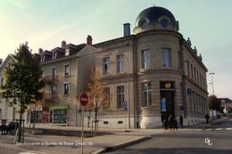 Pontarlier (25)- Le Bureau De Poste (Edition à Tirage Limité) - Pontarlier
