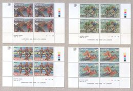Namibia 1996 Blocks Of Olympic Games Stamps MNH - Namibia (1990- ...)