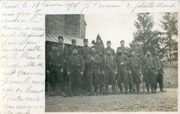 Photo Carte D'un Soldat De La Première Guerre Mondiale Originaire De Mornac Sur Seudre - France
